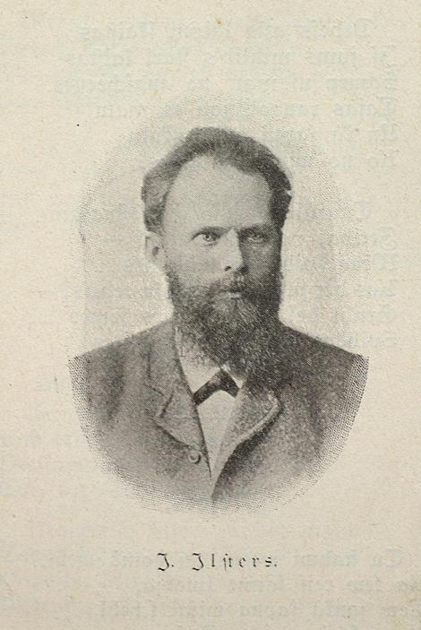 Janis Ilsters (1851 - 1889)