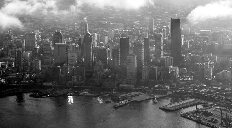 retro Seattle