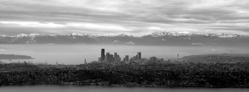 seattle and olympic