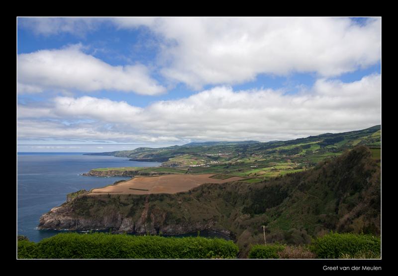 5226 Azores, coastline San Miguel
