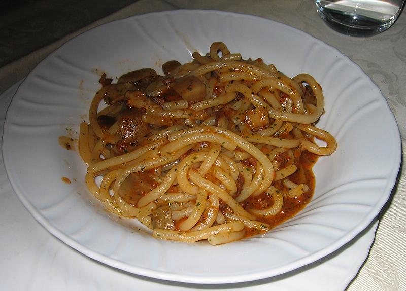 I cant get enough of spaghetti.  Ever imaginative.