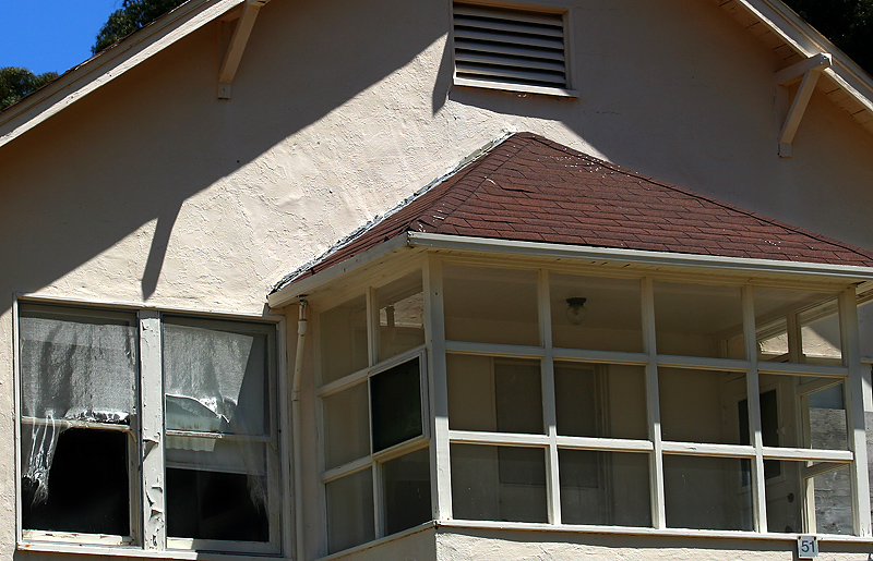 Porch area included