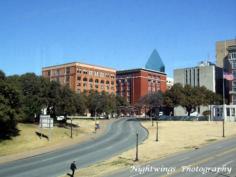 Dallas County -  Dallas -  Dealy Plaza
