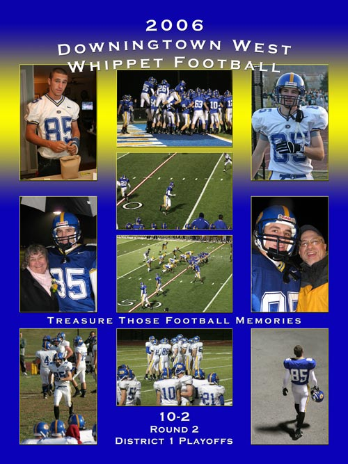 Football Montage 2006