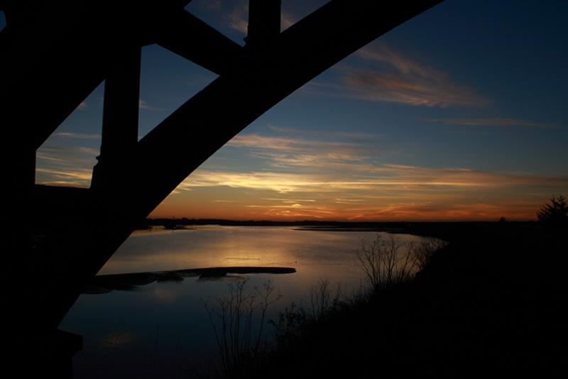 Patterson Sunset