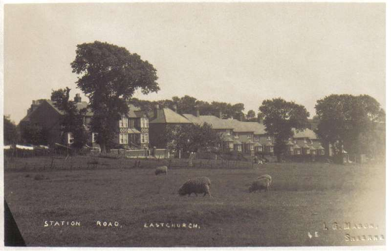 Station Road Eastchurch