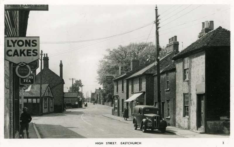 High St Eastchurch 1961
