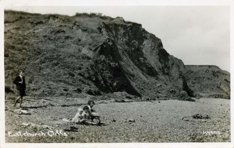 Eastchurch Cliffs