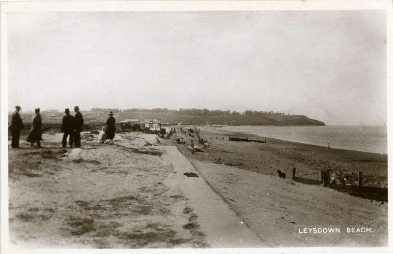 Leysdown Beach