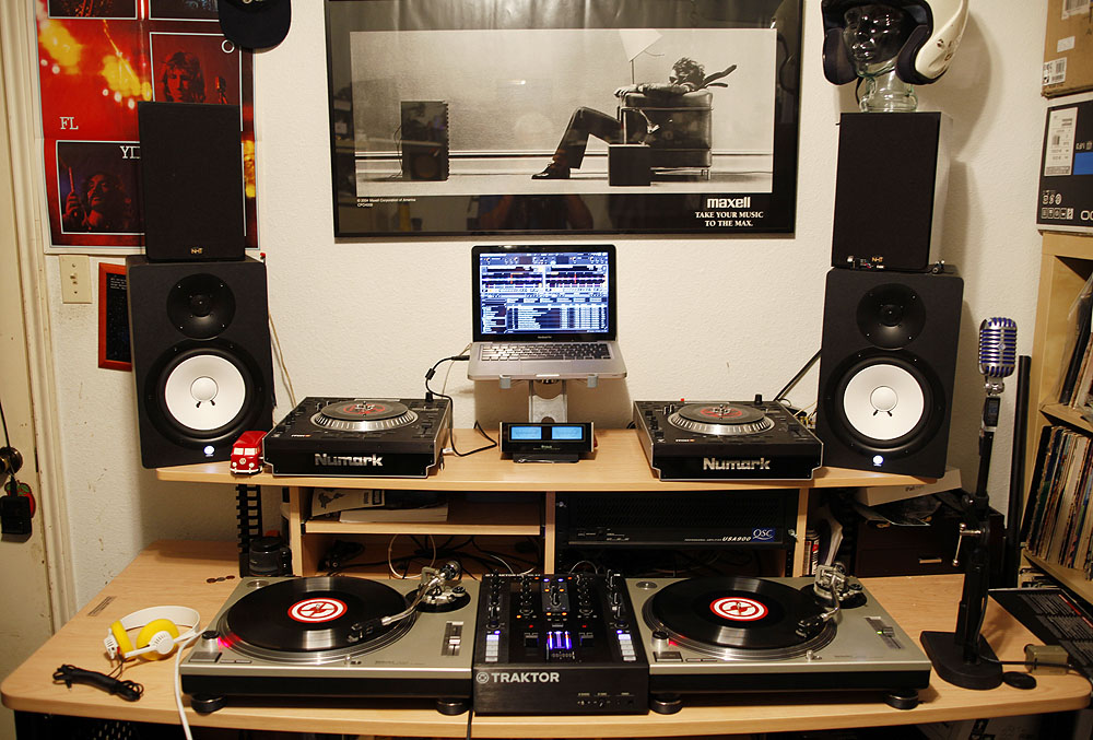 Turntable Studio Monitors Yamaha Studio Monitors