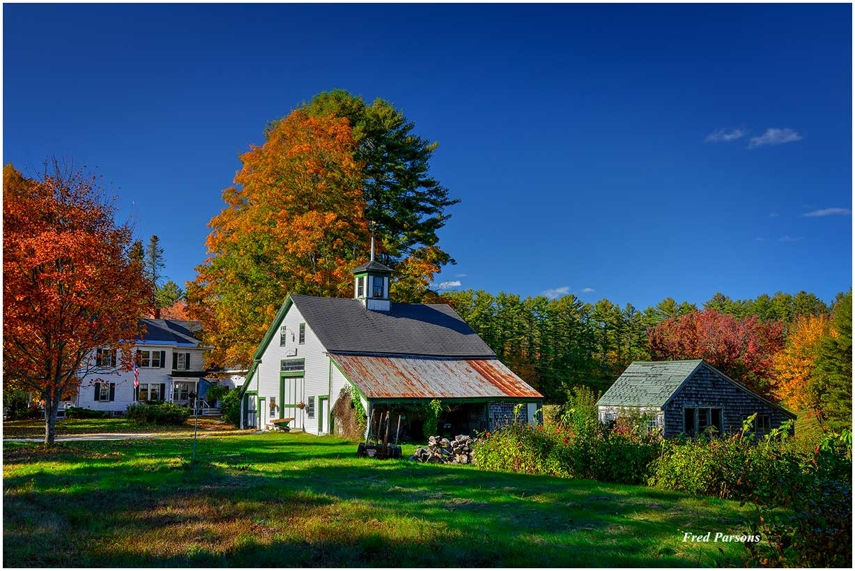 _DSC4886  Kennebunk, Maine House & Barns
