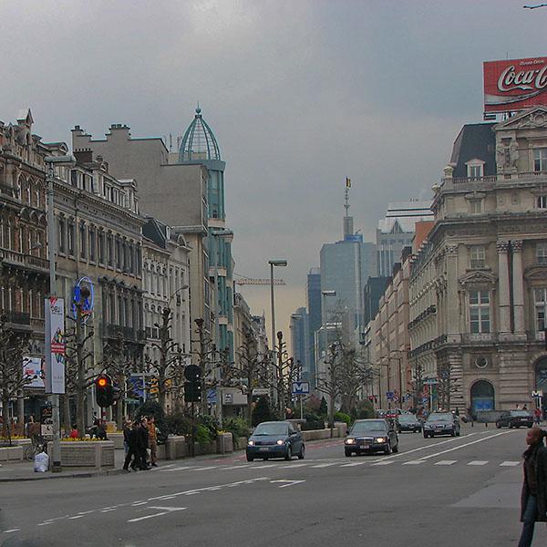 Place de Brouckére