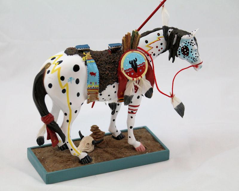 Horse on white - IMG_6491