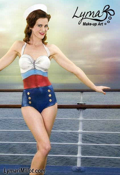 Retro Sailor