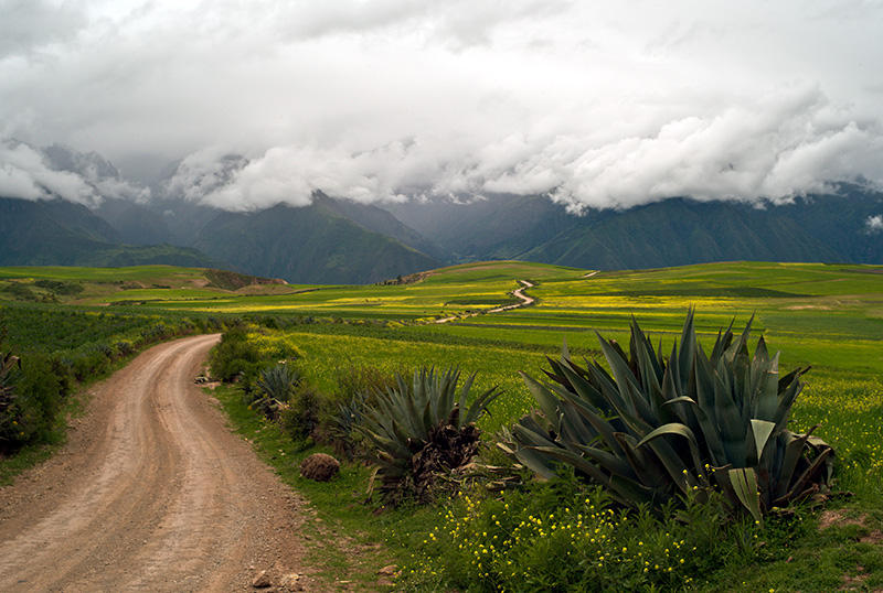 Another Sacred Valley Road
