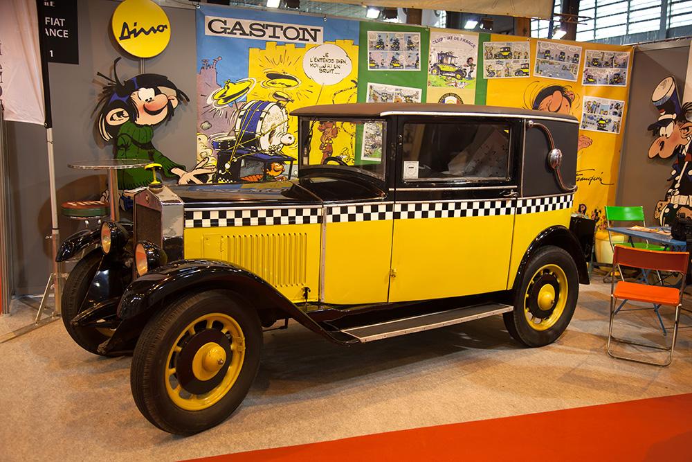 Sortie Rétromobile Original