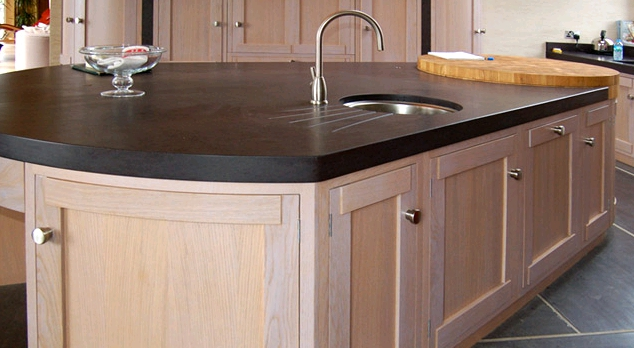 Kitchen work surfaces