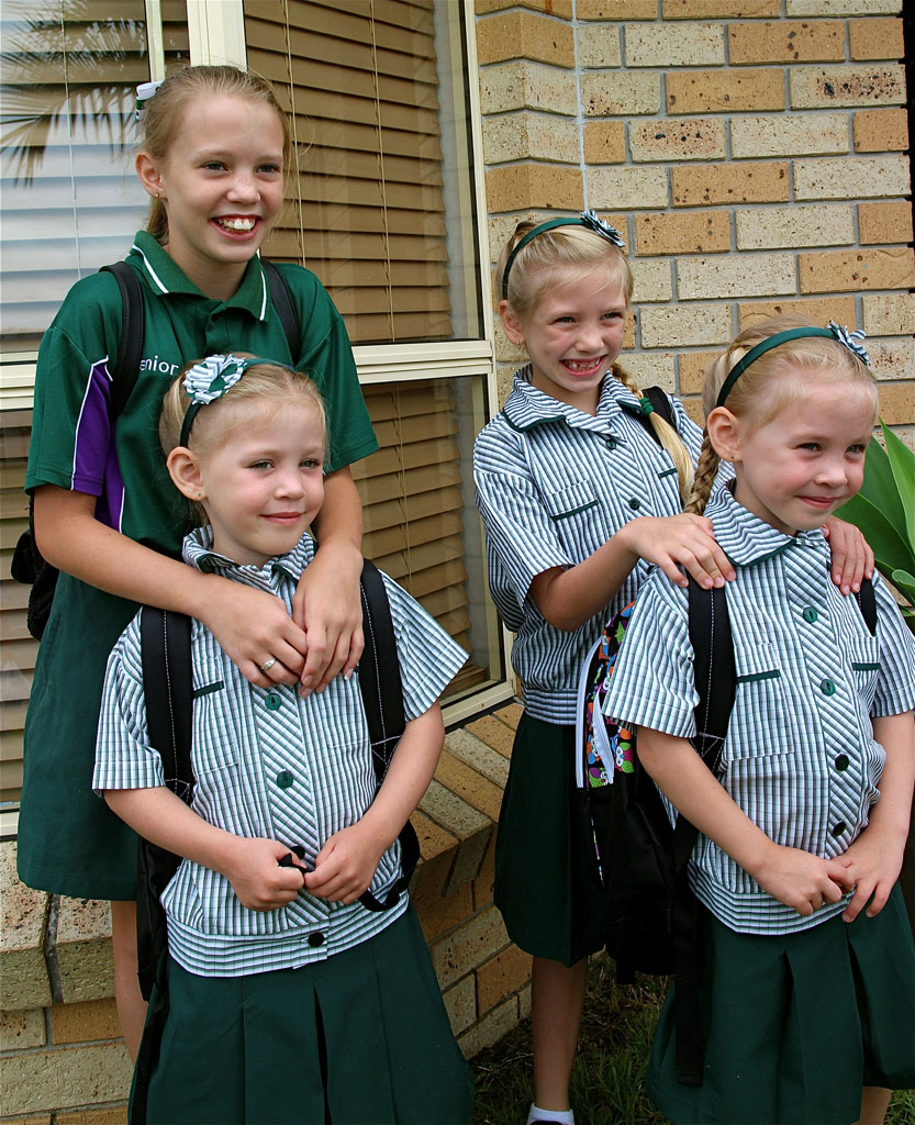 Jan 28 2014 First day of school