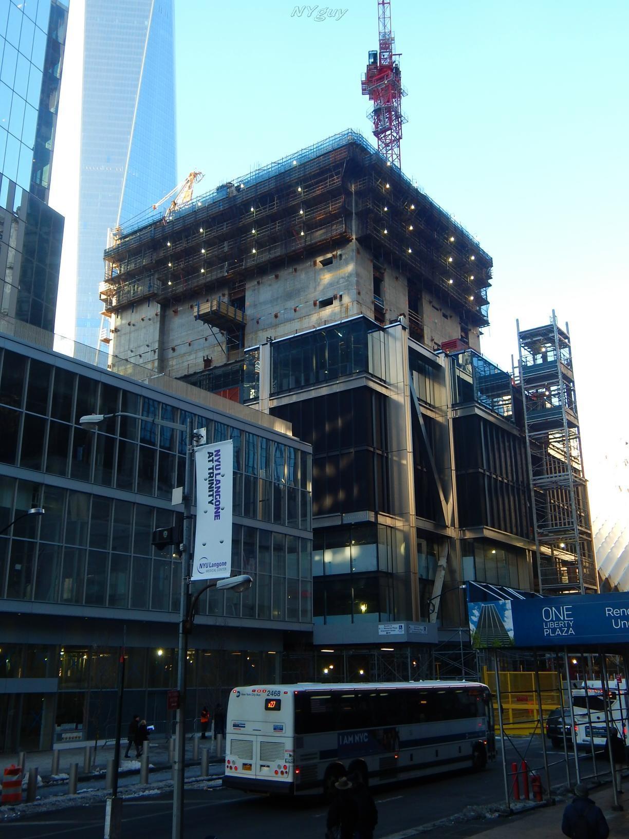 NEW YORK | 3 World Trade Center | 329m | 1079ft | 69 fl
