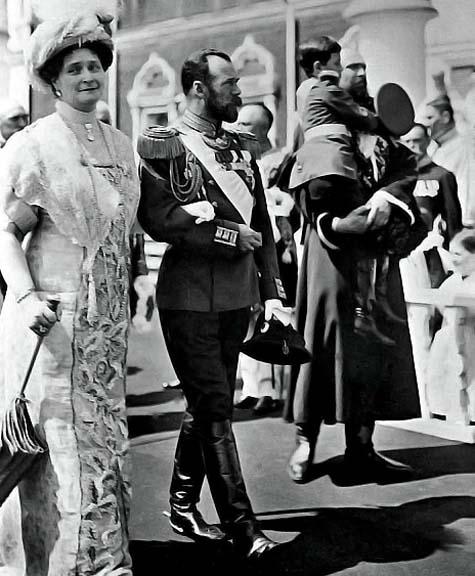1913 - 300th anniversary celebrations of the Romanov dynasty