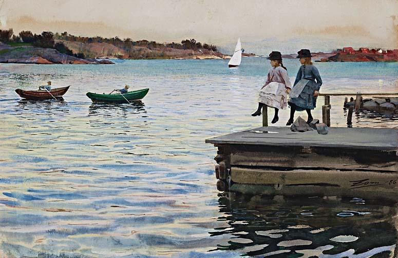 1886 - Boat racing