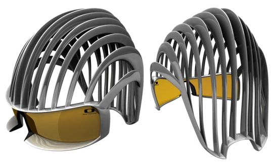 This is a Motorcycle Helmet! But does it really look like one?