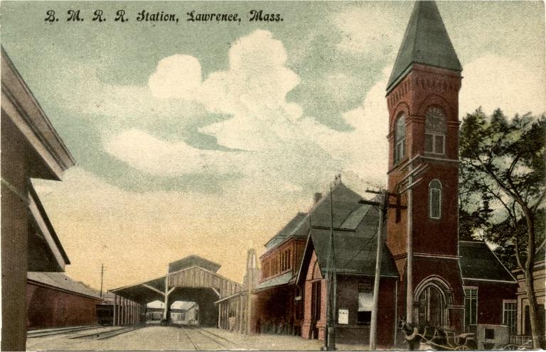 Essex St. Depot