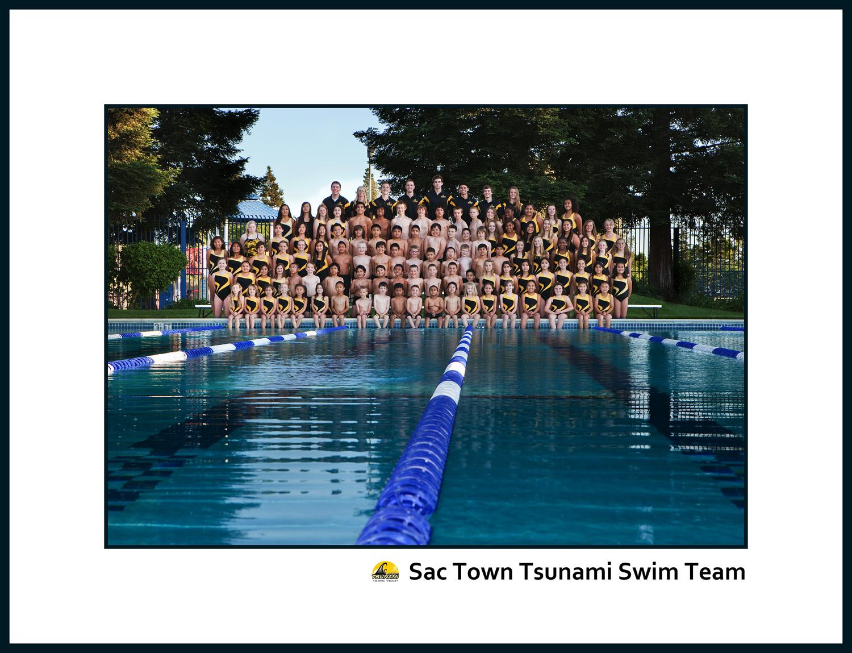 Tsunami Swim Team