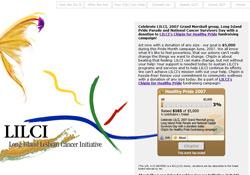 The Long Island Lesbian Cancer Initiative (LILCI) (2006)