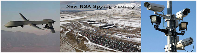 NSA spying and the police state