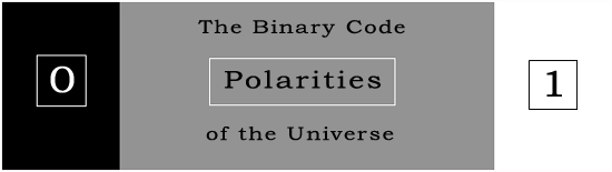 Ones and zeros - the binary code of the universe