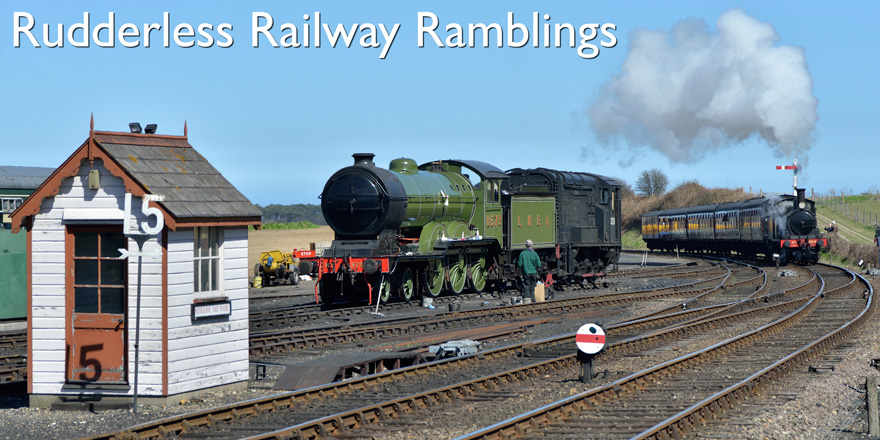 Rudderless Railway Ramblings