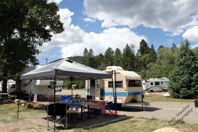 Why Travel Trailers Have Corragated Sides