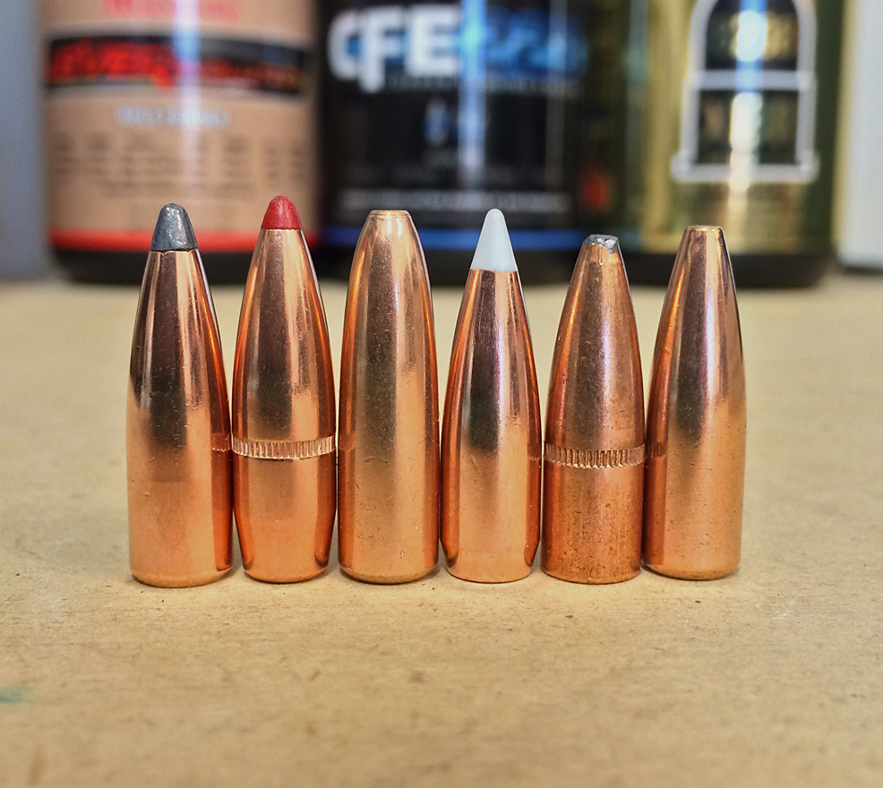 Bullets for the 30 RAR - Hunting and Shooting with the