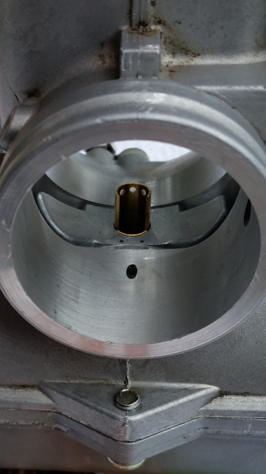 2017 KTM -TMX Late Model V2 Inlet- Needle Jet is Removed