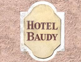 Lhôtel BAUDY