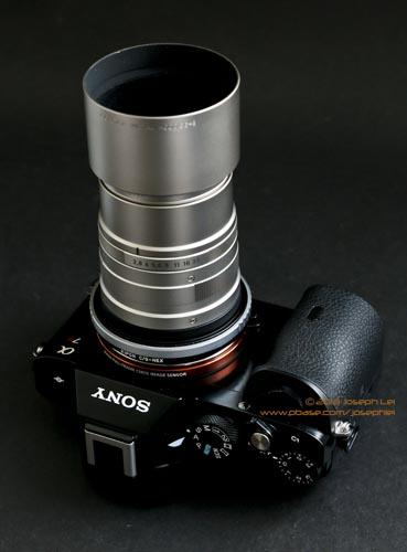 Contax G 90mm f/2.8