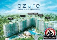 Metro Manila - Paranaque City, Metro Manila, Philippines Condo For Sale - Affordable AZURE Residences Beachfront