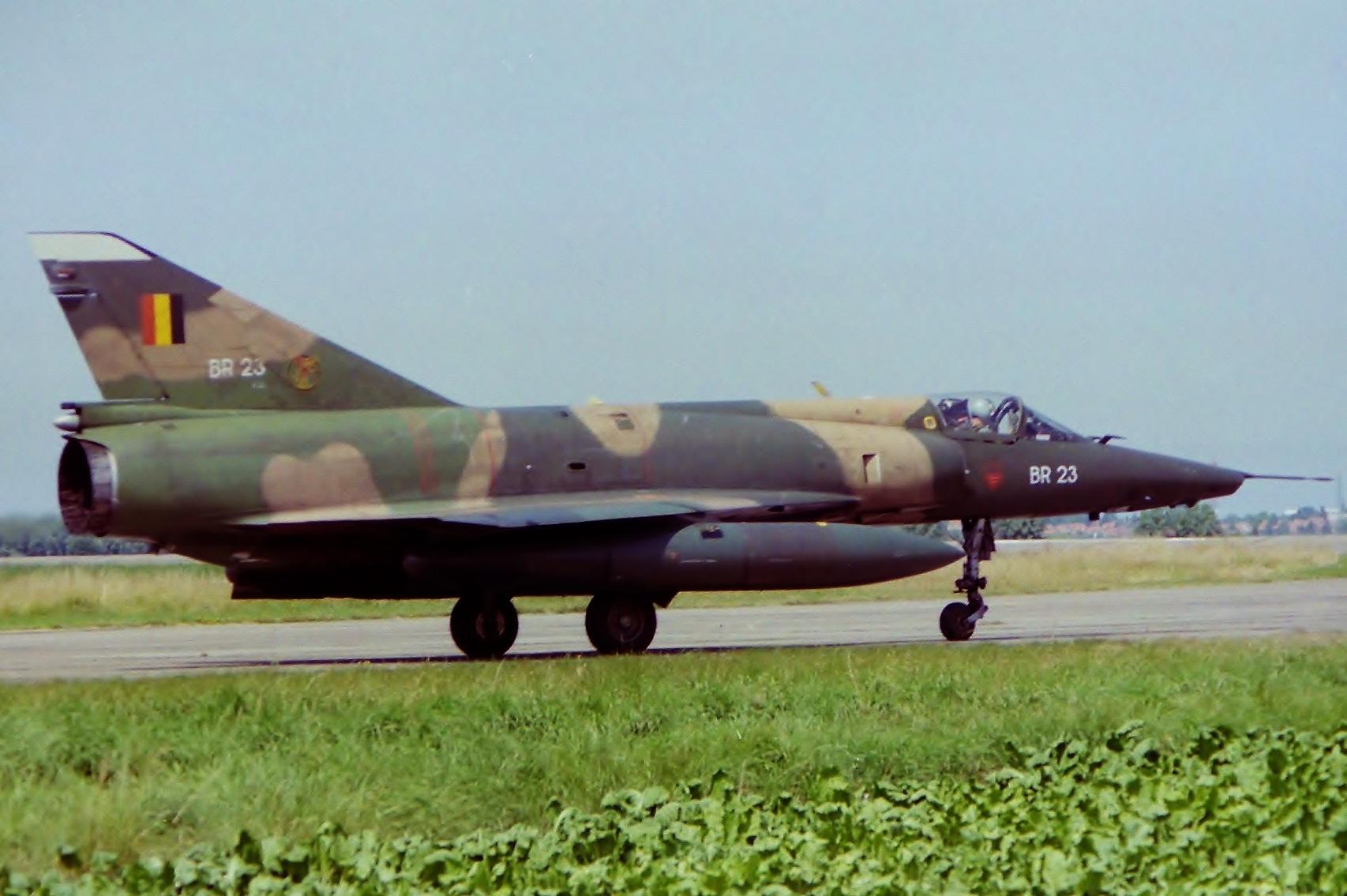 Mirage 5BR BR-23