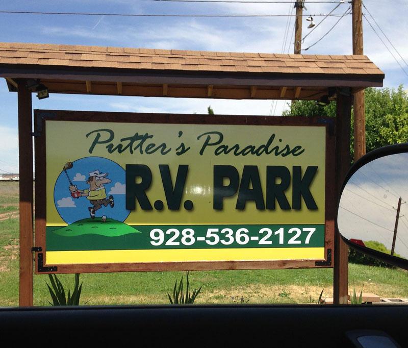 Putters-Paradise RV Park