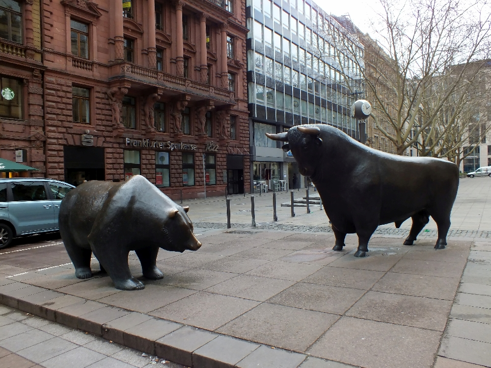 The Frankfurt Stock Exchange