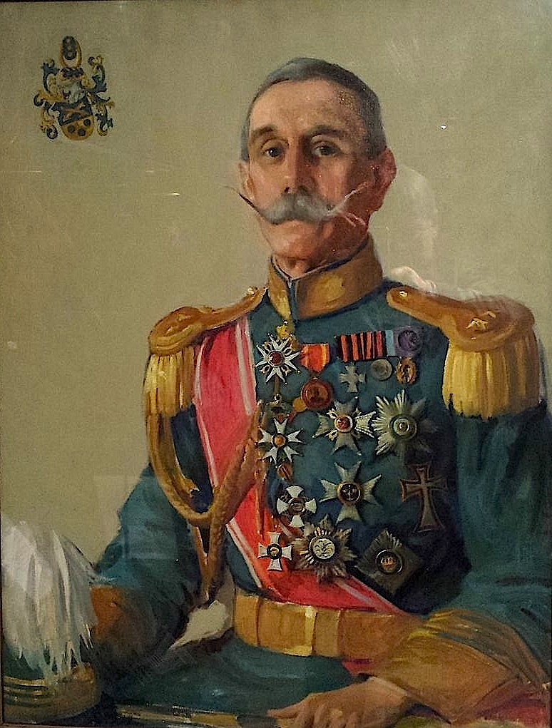 By Leonebel Jacobs - General Johan Wilhelm Normann Munthe. Also a Freemason.