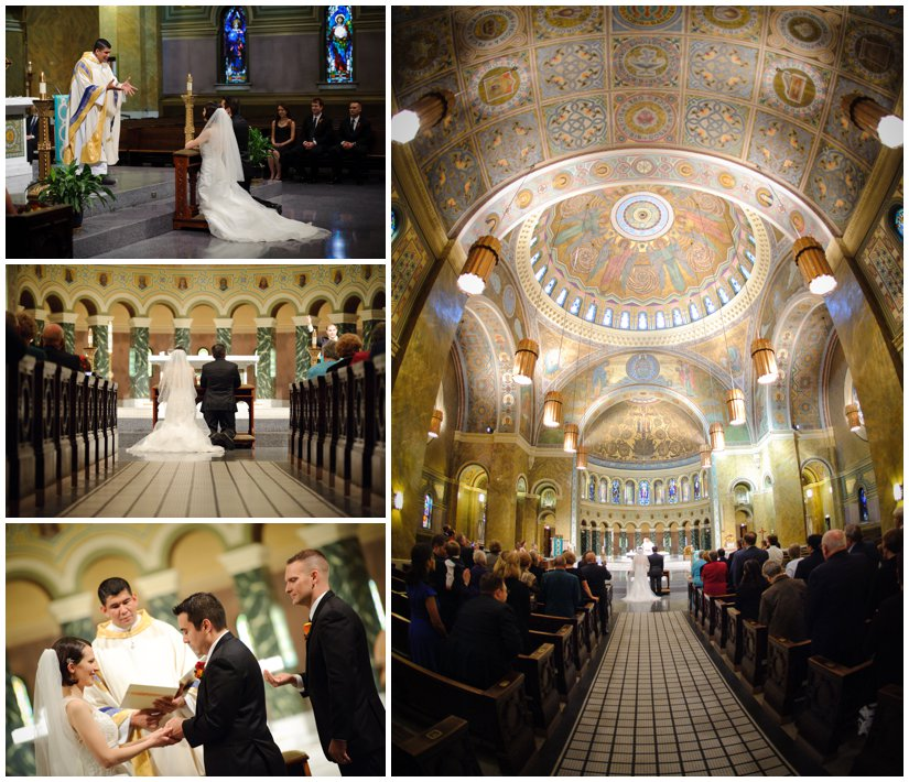 St. Clement Church Wedding Pictures
