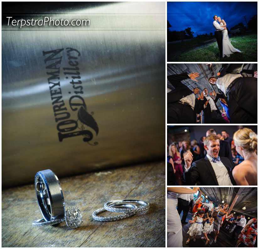 Journeyman Distillery Weddings