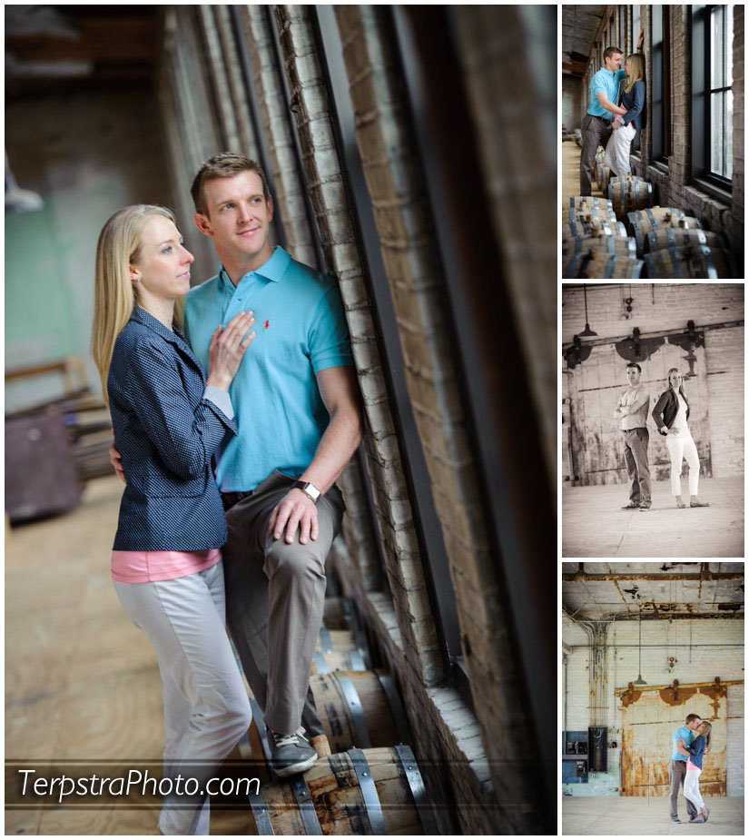 Three Oaks Engagement Session