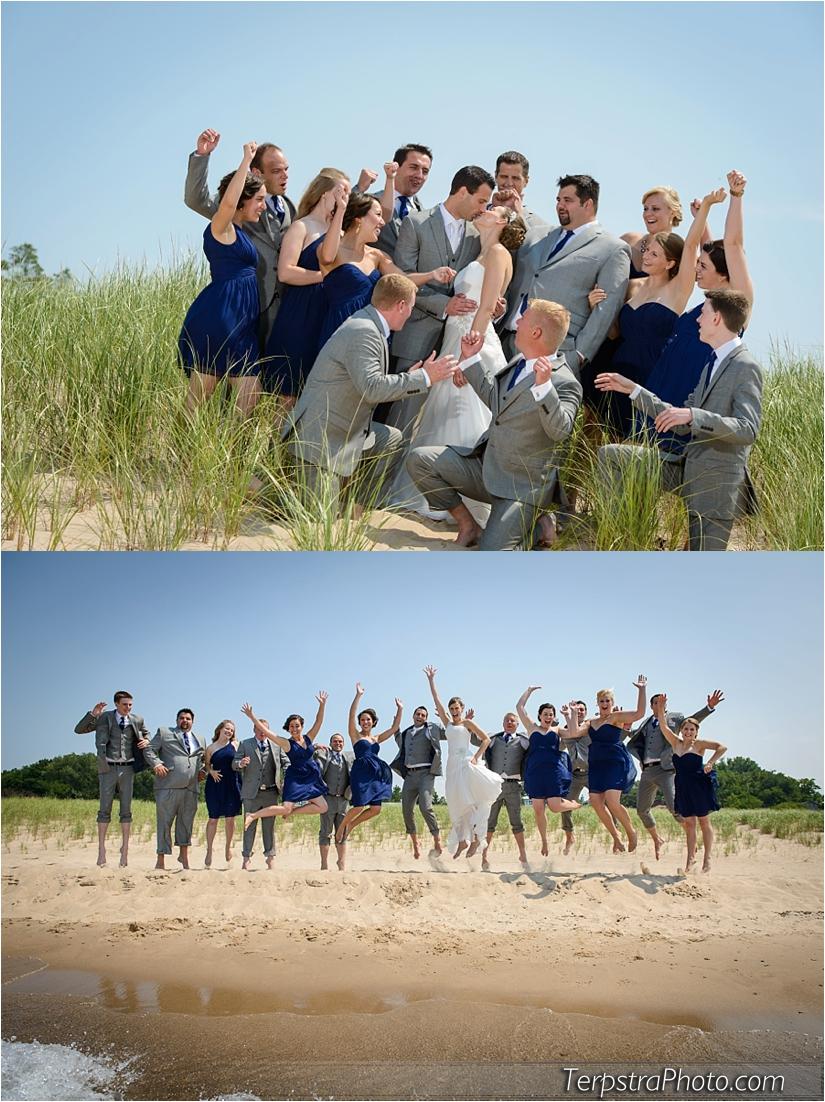 Michigan City Wedding Photographer