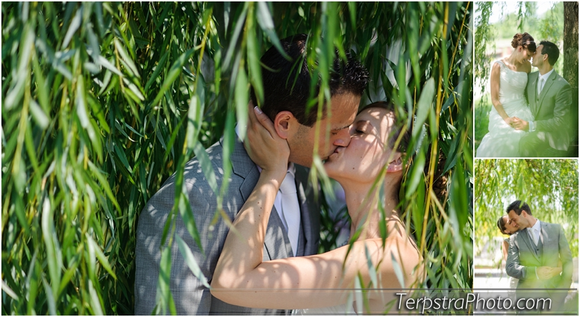 Wedding Pictures in Michigan City