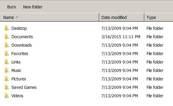 Windows 7 I can't delete temp files in User directory Solved