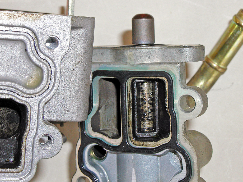 Has Anyone Cleaned Their Iac Idle Air Control Valve Toyota 2000 4runner Report This Image
