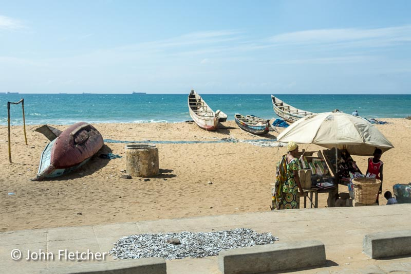 Lomé Waterfront
